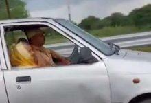 Photo of हाल ही में मध्य प्रदेश की एक 90 साल की दादी ने सड़क पर दौड़ाई Maruti 800, ना सिर्फ यूजर्स बल्कि सीएम शिवराज सिंह चौहान भी हुए हैरान