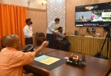 Photo of सीएम ने किया कानपुर और आगरा मेट्रो की प्रथम प्रोटोटाइप ट्रेन का वर्चुअल अनावरण