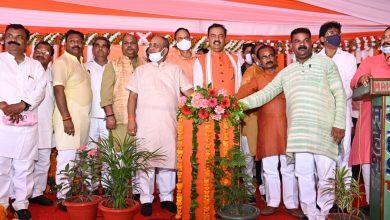 Photo of उप मुख्यमंत्री केशव प्रसाद मौर्य ने किया 233 जनोपयोगी परियोजनाओं का किया लोकार्पण