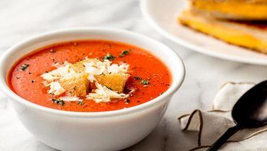 Photo of बारिश के मौसम में टोमैटो सूप का लें मजा