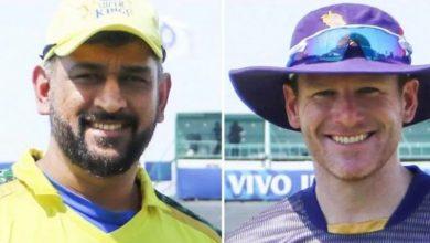 Photo of IPL के 14वें सीजन के फाइनल में CSK और KKR के बीच होगा मुकाबला, देखिए दोनों टीमों का हेड टू हेड रिकॉर्ड