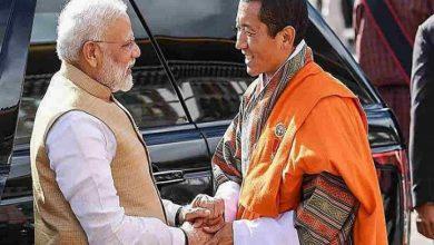 Photo of भूटान के प्रधान मंत्री ने एक अरब कोरोना टीकाकरण खुराक प्राप्त करने के लिए PM मोदी की प्रशंसा की…