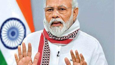 Photo of PM मोदी ने तमिलनाडु के स्थानीय निकाय चुनावों में जीत हासिल करने वाले भाजपा सदस्यों को दी बधाई