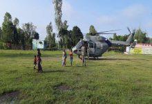 Photo of पीलीभीत जिले में शारदा पार बाढ़ में फंसे लोगों को सुरक्षित निकालने के लिए सेना का आपरेशन रेस्क्यू हुआ शुरू
