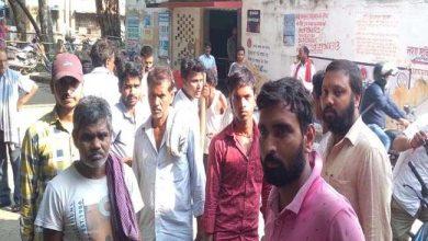 Photo of देवी मंदिर निर्माण कार्य में श्रमदान कर रहे एक युवक की करंट लगने से हुई मौत, दूसरे की हालत गंभीर, जहानाबाद की घटना
