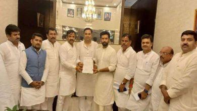 Photo of सांसद चिराग पासवान ने लोजपा की नई टीम की घोषणा की, वेदप्रकाश पांडेय को मिली युवा प्रकोष्ठ के अध्यक्ष की जिम्मेदारी