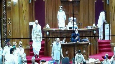 Photo of UP विधानसभा के उपाध्यक्ष पद पर निर्वाचन के लिए मतदान विधान भवन में प्रारंभ….