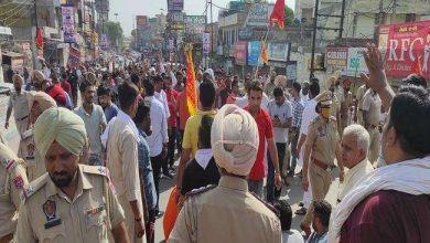 Photo of पंजाबी अखबार के संपादक की गिरफ्तारी काे लेकर हिंदू और सिख संगठन आए आमने सामने, जाने क्या है पूरा मामला