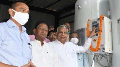 Photo of कानपुर शहर में एलएआर अस्पताल और डफरिन में पीएम केयर फंड से आक्सीजन जनरेशन प्लांट की हुई स्थापना