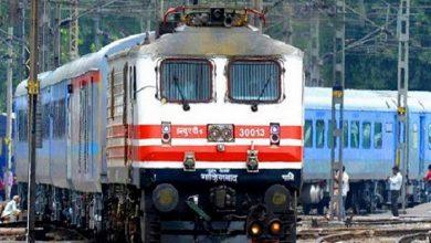 Photo of किसान आंदोलन के चलते भारतीय रेलवे की कई ट्रेनों को किया कैंसल, देखिए लिस्ट