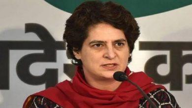 Photo of कांग्रेस महासचिव प्रियंका गांधी वाड्रा 23 अक्टूबर को बाराबंकी से 3 'प्रतिज्ञा यात्रा' को हरी झंडी दिखाकर करेंगी रवाना
