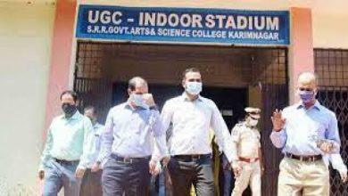 Photo of कलेक्टर आरवी कर्णन ने कहा-हुजूराबाद उपचुनाव पर कोई एग्जिट पोल सर्वे नहीं…