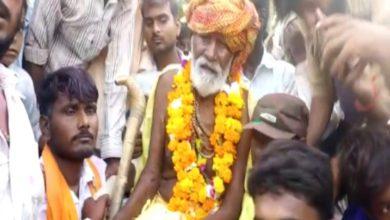 Photo of मुरैना जिले में तुस्सीपुरा-कैथोदा गांव में रामसिंह बाबा ने दुर्गादास बाबा के आश्रम में ली समाधि…