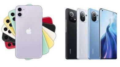 Photo of Apple और Xiaomi के बीच कड़ी टक्कर, जानें कौन सा स्मार्टफोन पहले स्थान पर…