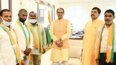 Photo of MP: बसपा के कुछ नेता भाजपा में हुए शामिल, सीएम की मौजूदगी में पार्टी की ली सदस्यता